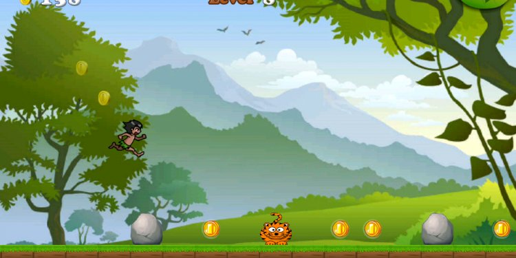Download Jungle Boy Running