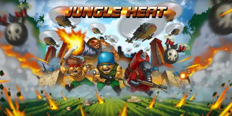 Jungle Heat Game Android Free