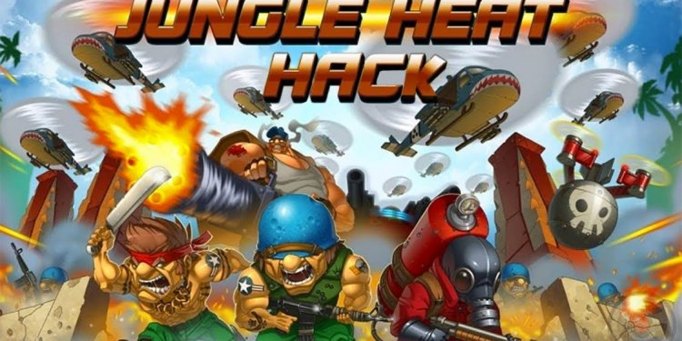 Jungle Heat Hack | WORKING 100