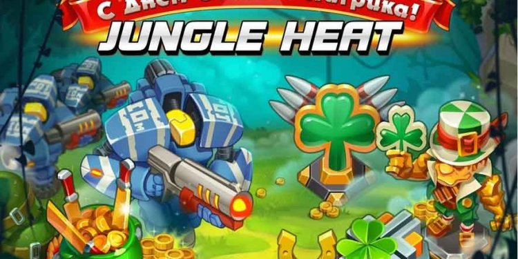 Download Jungle Heat game for Android