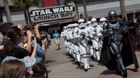 Star conflicts at Disney's Hollywood Studios